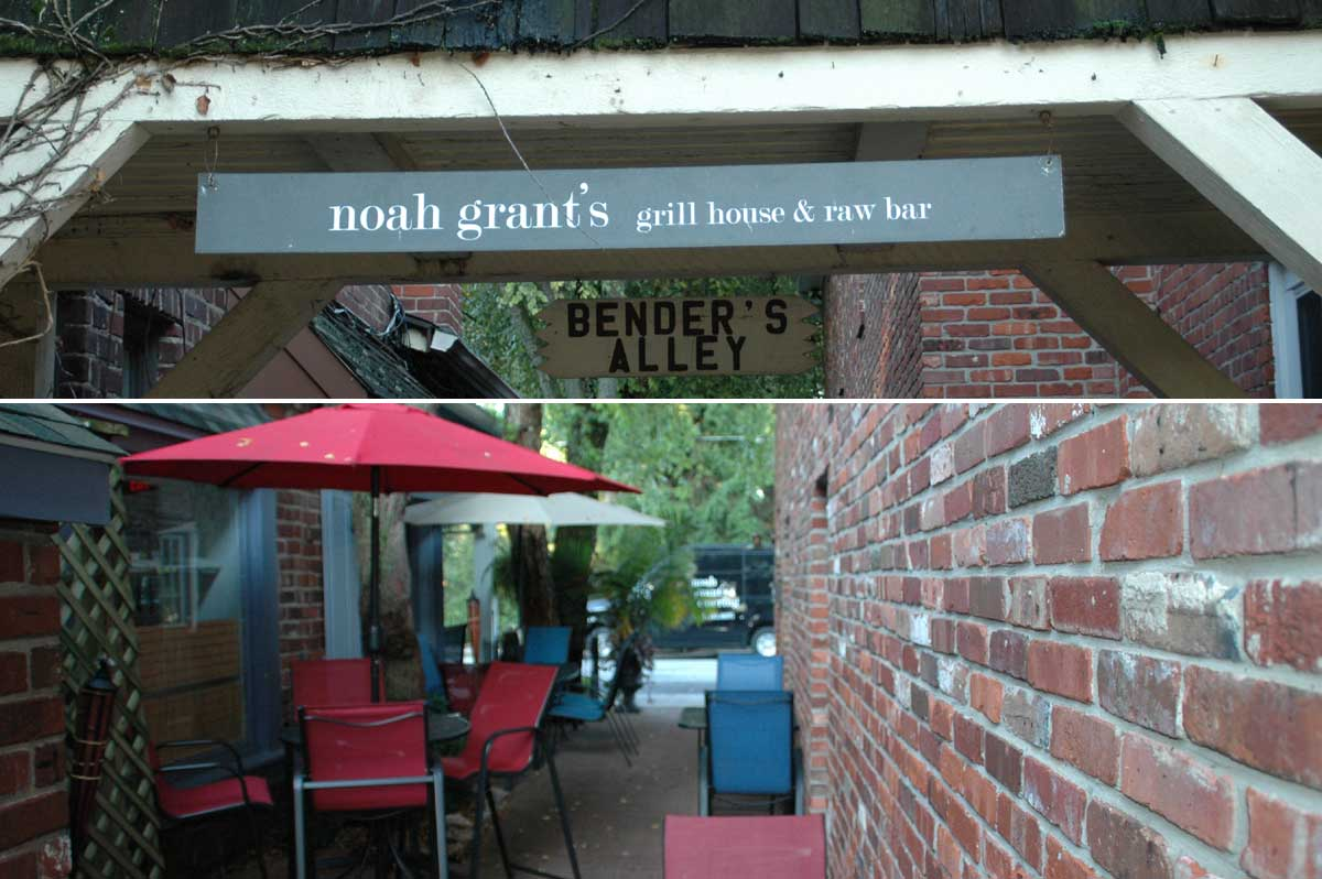 Zionsville Restaurants: Noah Grant's Grill House & Oyster Bar (opens in new window)