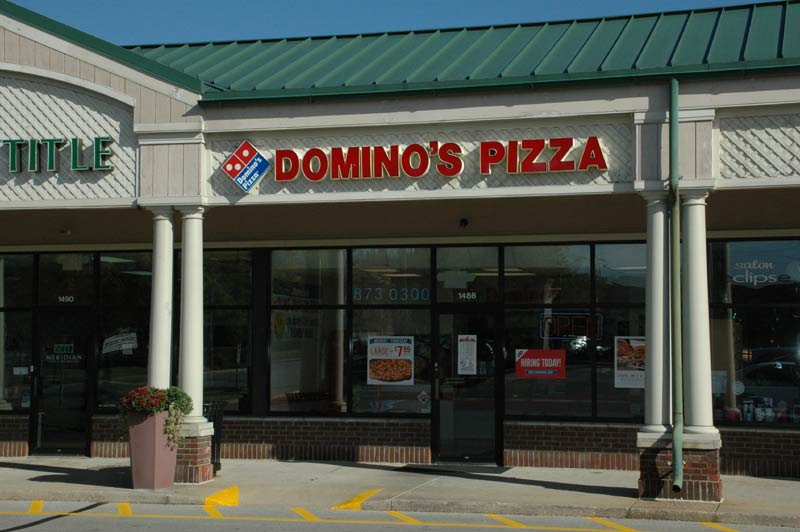 Zionsville Restaurants: Domino's (opens in new window)