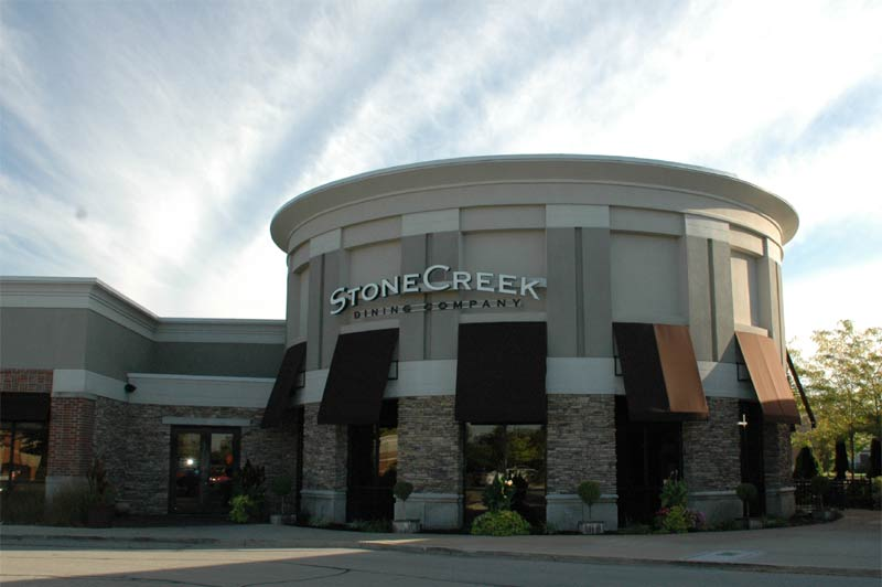Zionsville Restaurants: Stone Creek Dining Company (opens in new window)