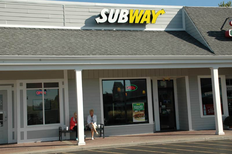 Zionsville Restaurants: Subway Store #1786 (opens in new window)
