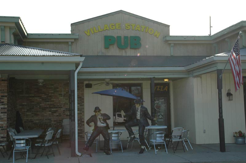 Zionsville Restaurants: Village Station Pub (opens in new window)