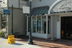 Custom Kraze Phone Repair at 110 N. Main St., Zionsville, IN 46077