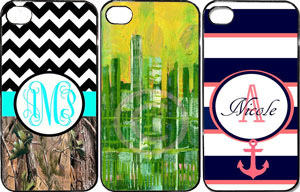 Custom Phone Case Designs by Brandon Hobbs of Custom Kraze in Zionsville