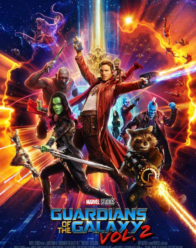 """Whitestown Movie Night Presents &quote;Guardians of the Galaxy 2"""""""