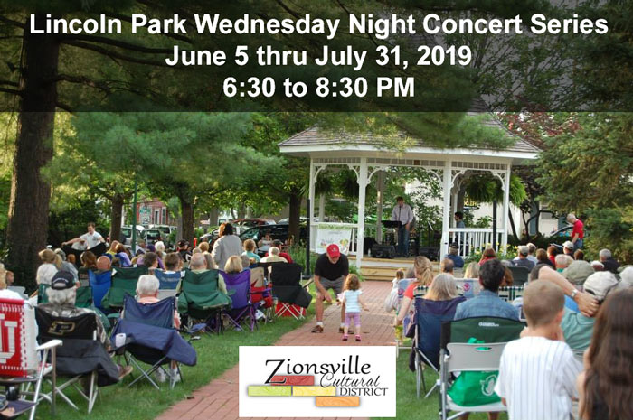 Lincoln Park Concerts Series