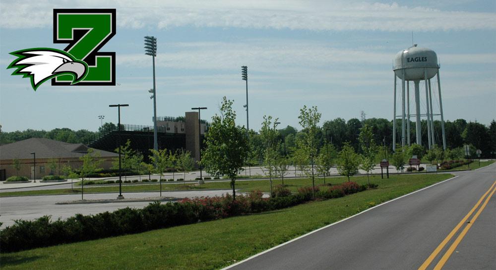 ZCHS Eagles Stadium