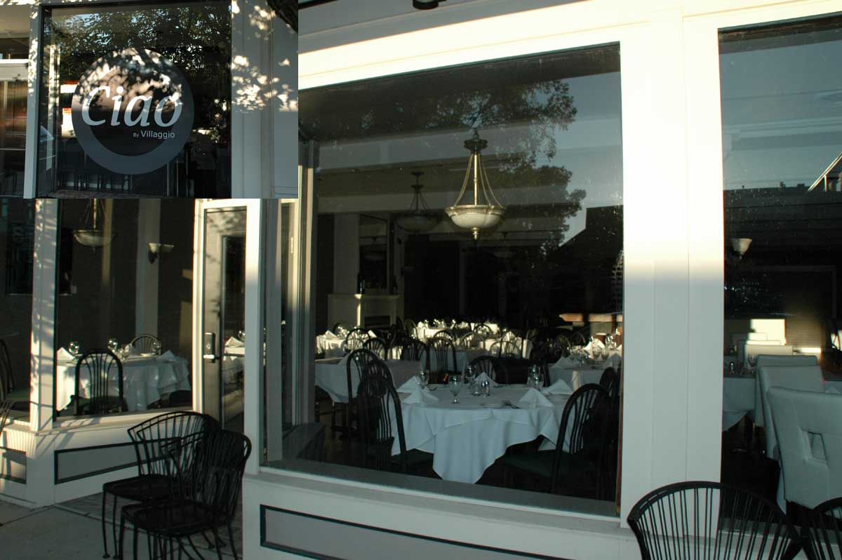 Zionsville Restaurants: Ciao by Villaggio (opens in new window)