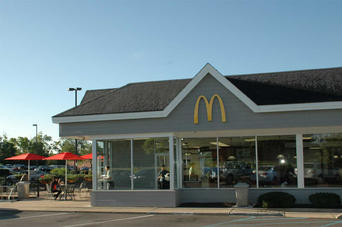 Zionsville Restaurants: McDonald's (opens in new window)