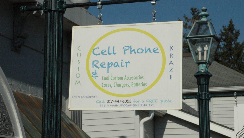 Custom Kraze Cell Phone Repair in Zionsville