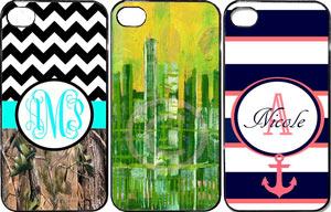 Custom Phone Case Designs by Brandon Hobbs of Custom Kraze in Zionsville