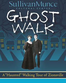 SullivanMunce Cultural Center's GhostWalk