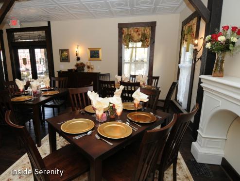 Serenity Dining Room