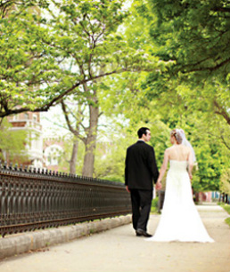 Small Elegant Weddings at Serenity in Zionsville