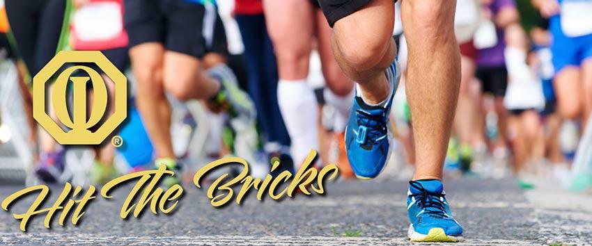 Hit the Bricks 5K