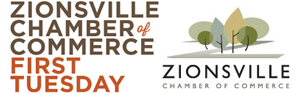 Zionsville Chamber of Commerce First Tuesday Networking Event