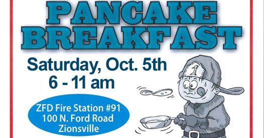Annual ZFD Pancake Breakfast