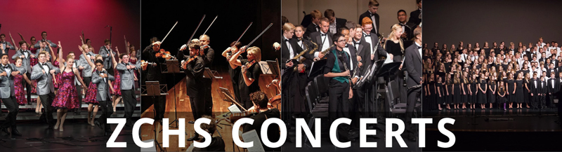 ZCHS Concerts at SBPAC