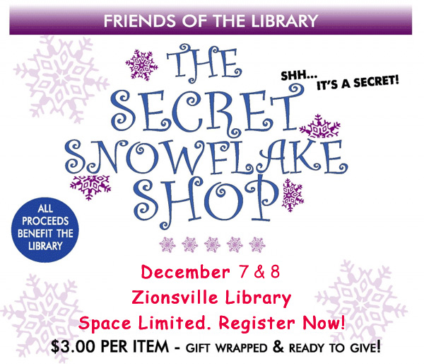 Secret Snowflake Shop