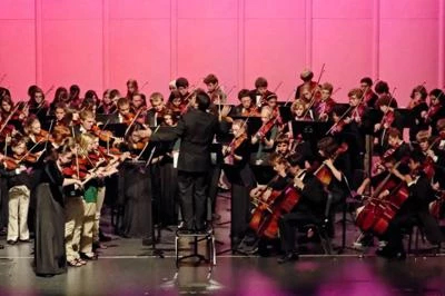 ZCHS Spring Orchestra Concert