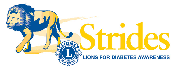 Lions Strides Walk for Diabetes Awareness