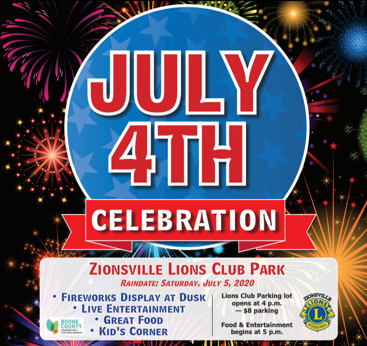 July 4th in Lions Park