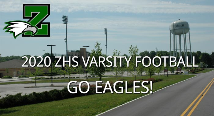 2020-2021 ZHS Varsity Football - GO EAGLES!