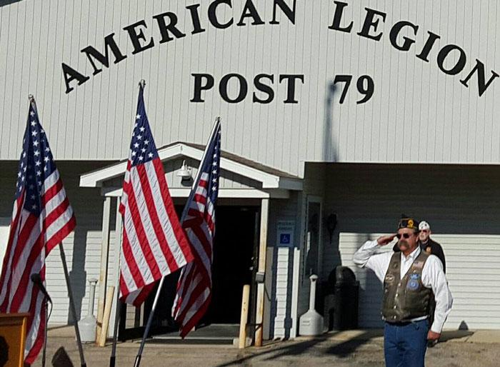 Zionsville American Legion Francis Neidlinger Post 79