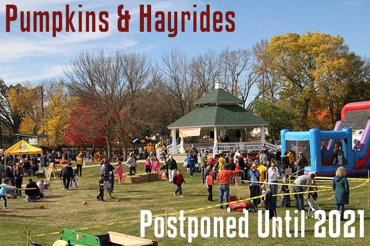 Zionsville Lions Club Pumpkins & Hayrides